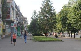 Кривой Рог засуетился в ожидании Порошенко. Фото 0564.ua