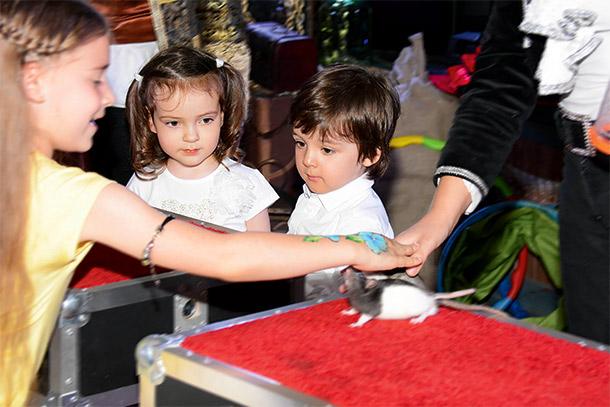 новые фото детей киркорова фото