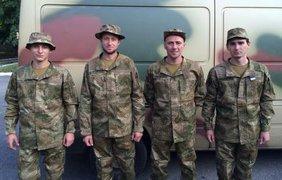 Так выглядит новая военная форма / Facebook/Юрий Бирюков