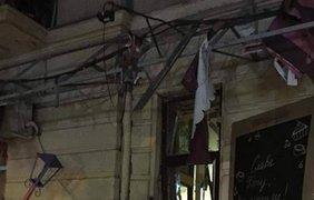 Новый взрыв в Одессе. Фото: Фото: on.od.ua