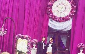 На Закарпатье дочь политика сыграла шикарную свадьбу