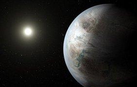 Один из возможных видов планеты Кеплер-452b
