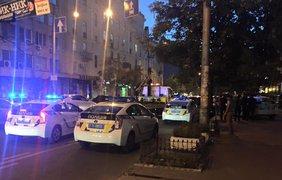 Происшествие в Киеве. Фото: facebook/kupr.melnychenko