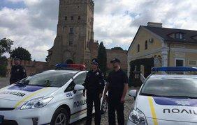 Новая полиция Луцка. Фото: facebook/artem.shevchenko.9