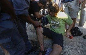 В Иерусалиме пострадали участники гей-парада