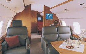 Bombardier BD-700 Global Express Билла Гейтса за 40 миллионов долларов. Источник: Novate