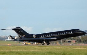 Bombardier BD-700 Global Express Селин Дион за 47.7 миллиона долларов. Источник: Novate
