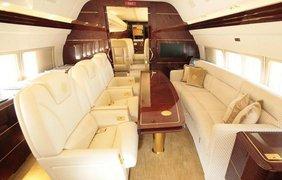 Trump's Boeing 757 Дональда Трампа за 100 миллионов долларов. Источник: Novate