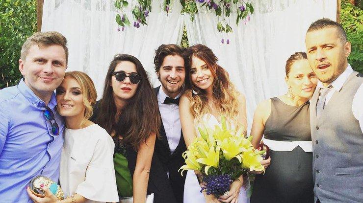 надежда дорофеева свадьба фото