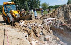 В России уничтожают санкционное сало из Польши