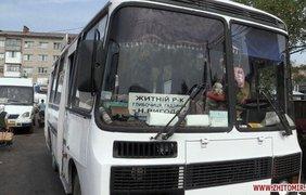 Инцидент произошел на житомирской пригородной автостанции. Фото Житомир.info