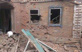 Боевики разрушают жилые районы населенных пунктов Донбасса