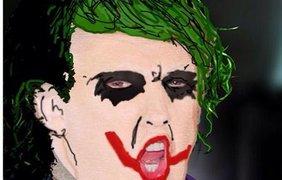 Бэтмен или Джокер? #BatTrump. Twitter/@Hillary_45