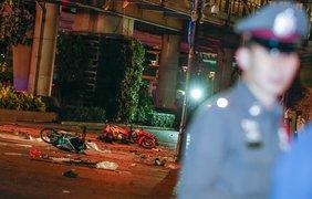 В Бангкоке прогремел взрыв