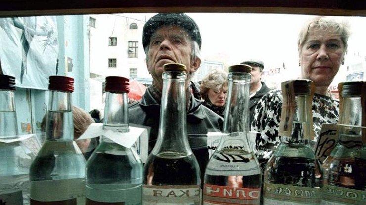 С1сентября вУкраинском государстве  спирт  подорожает еще на25-30