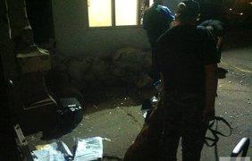 В здании кроме волонтерского пункта находится штаб выдачи помощи переселенцам. Фото empr.media
