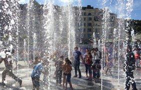 Праздник на Почтовой площади
