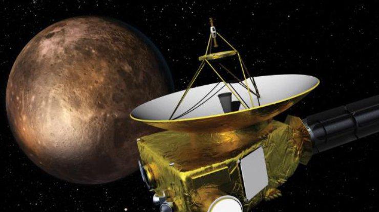 New Horizons достигнет новой цели в 2019 году