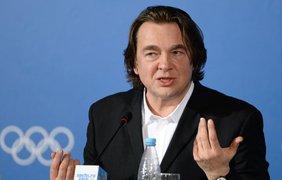 """Константин Эрнст, гендиректор """"Первого"""" российского канала, считает, что лучше носить часы за скромные 130 евро"""