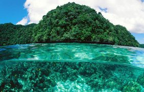 Необитаемый остров Рок-Айлендс, Палау. Вконтакте/vkscience