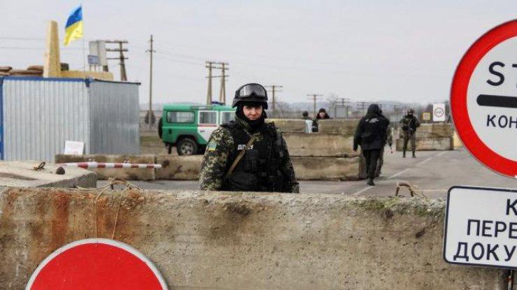 Принятый закон о въезде в крым