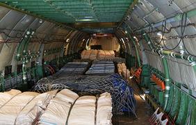 Гумконвой России прибыл в Сирию. Фото: mil.ru