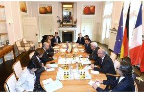 Климкин рассказал о ключевых темах переговоров