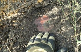 Минное поле было заложено специалистами. Фото: mil.gov.ua