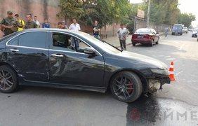 В Одессе произошла жуткая авария с участием Нацгвардии