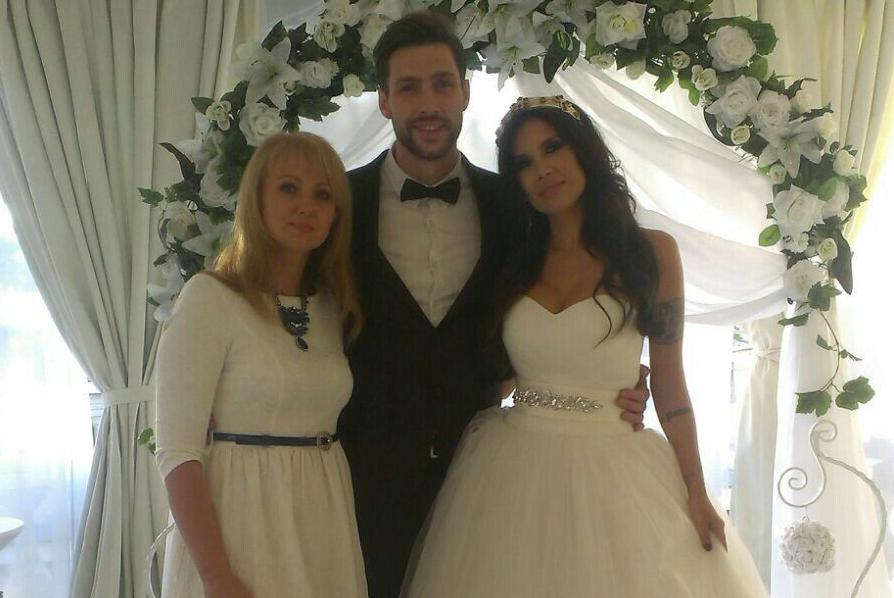 олег кензов фото свадьба