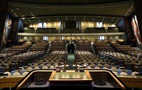Штаб-квартира ООН изнутри