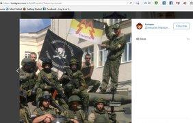 В Сети появился фотоотчет российского наемника, воюющего на Донбассе