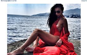 Карина любит Крым и считает его Россией