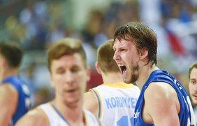 Сборная Украины потерпела второе поражение на чемпионате Европы