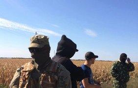 """Стреляли неизвестные в """"балаклавах"""", но никто не пострадал"""