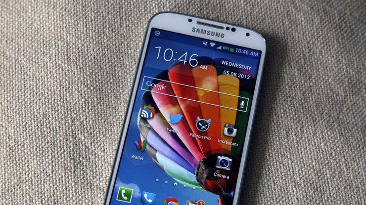 Samsung готовит первый смартфон с 6 ГБ ОЗУ
