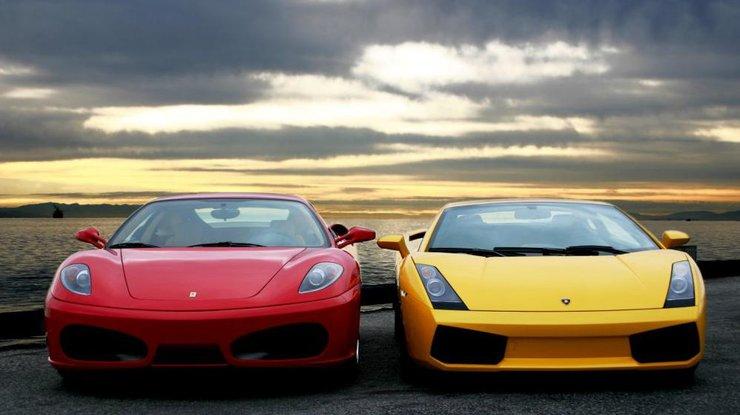 Рынок в Украине не готов к поставкам Ferrari и Lamborghini