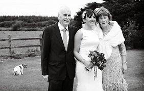 Необычные фото со свадеб