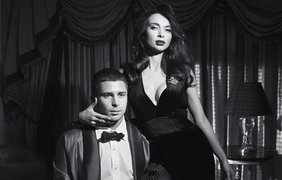 Артем Кравец с супругой Анной. Фото: instagram/kravets89