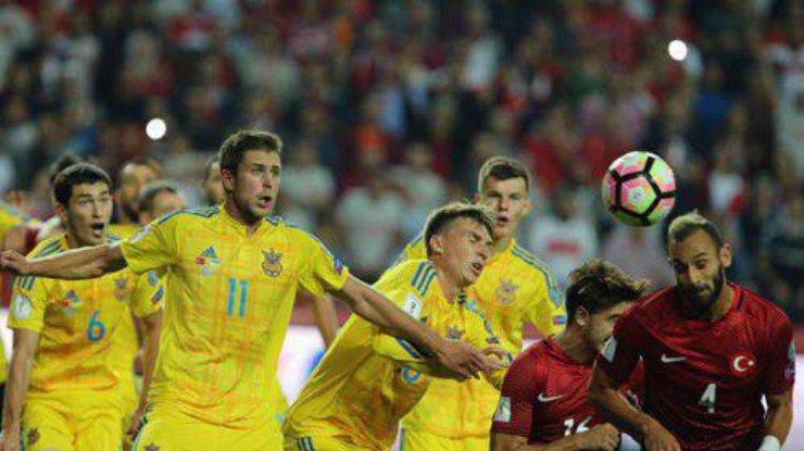 УЕФА вернул гол Артему Кравцу вворота Косово
