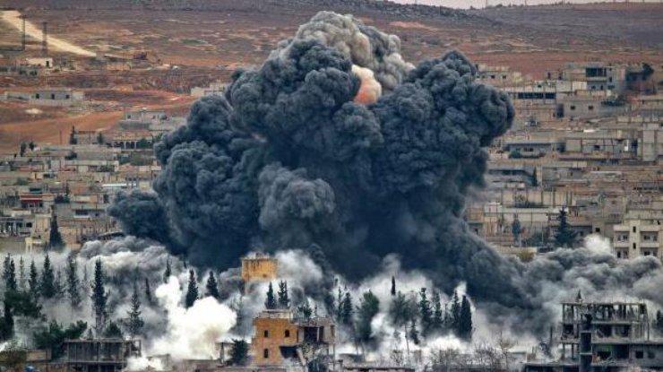 Российская авиация вновь ударила по Алеппо