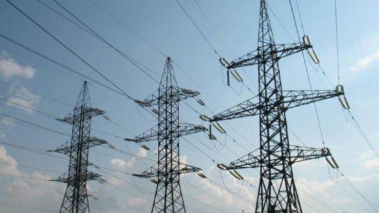 ВУкраинском государстве без электричества остались практически 300 населенных пунктов