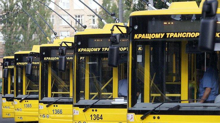 ВДень защитника Украины перекроют центр украинской столицы - КГГА