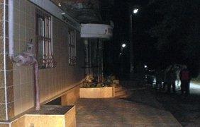 В Донецкой области возле магазина взорвали гранату