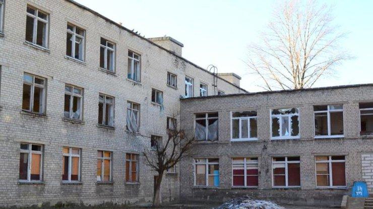 Террористы обстреляли жилые кварталы Попасной изартиллерии,— пресс-офицер