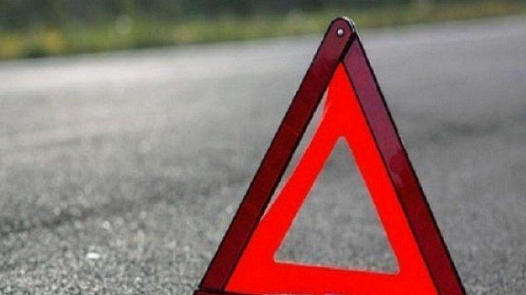 ВКиеве насмерть сбит велосипедист, проезжавший напешеходном переходе