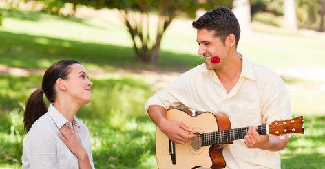 зрительный контакт при знакомстве с девушкой