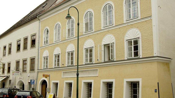 ВАвстрии снесут дом, вкотором родился Гитлер