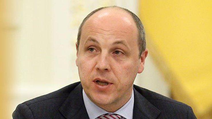 Парубий: Парламенты Украины, Польши иЛитвы совместно обвинят РФ вВолынской трагедии