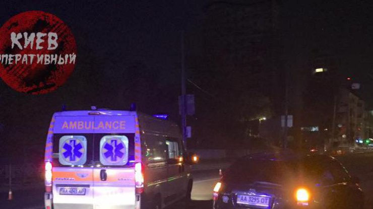 ВКиеве около «Лукьяновской» автомобиль насмерть сбил женщину